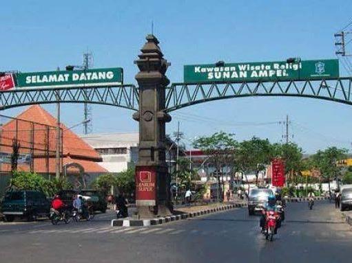 Kampung Arab Surabaya Ampel