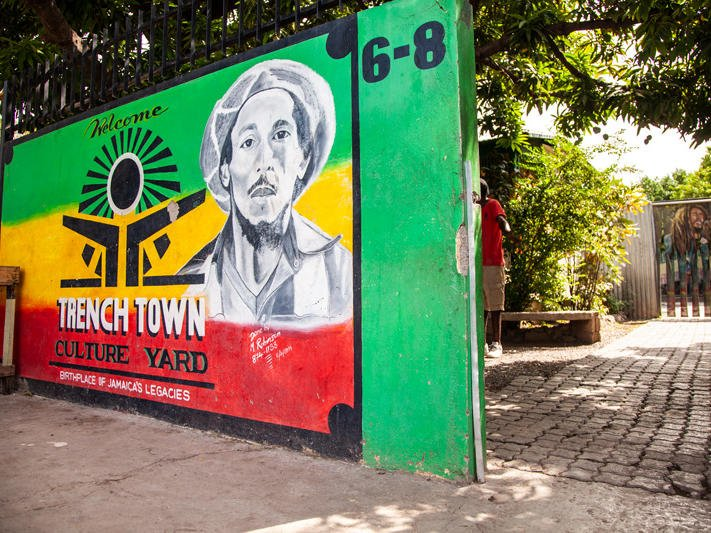 Trench Town Culture Yard
