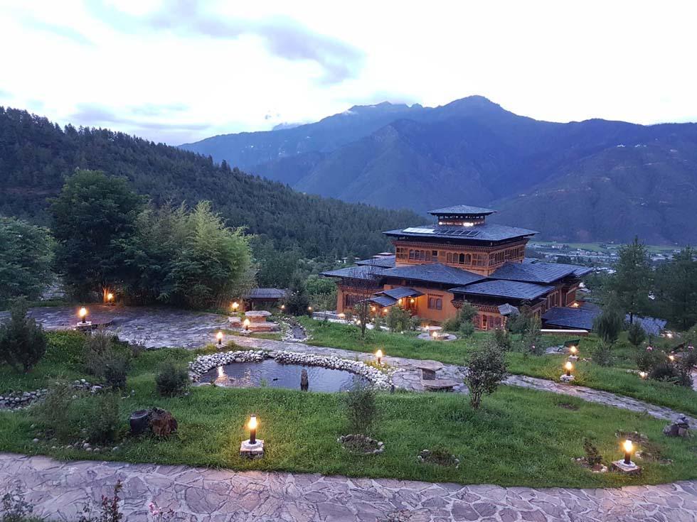 Ngoba Village, Bhutan