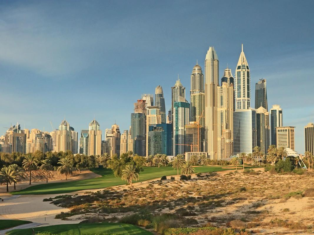 Dubai Golf
