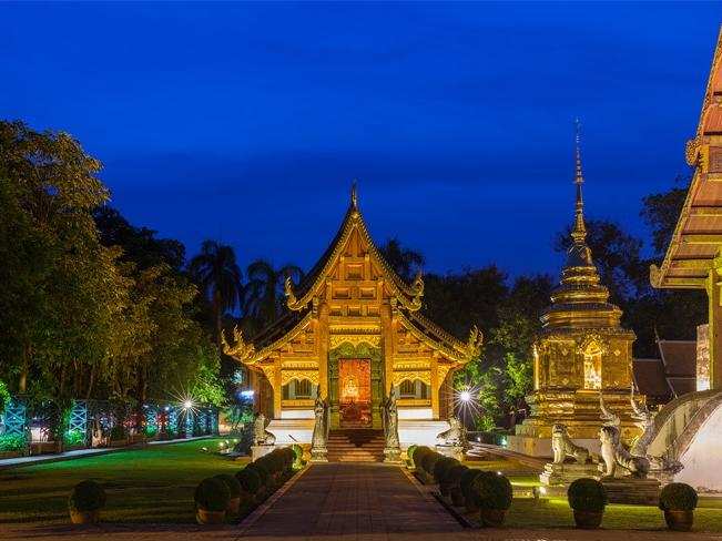 Prah Singh Temple