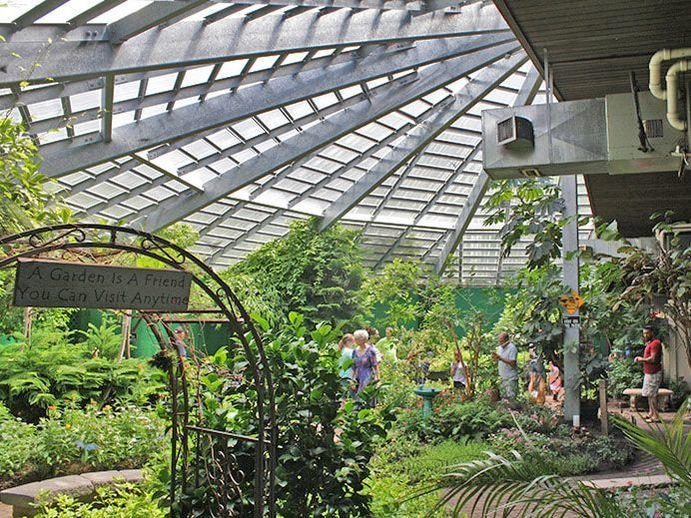 Interior View of The Butterfly Place near Westford Regency