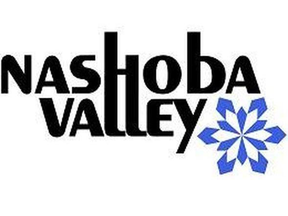 The logo of Nashoba Valley