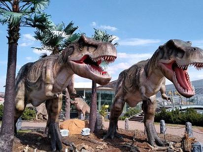 Dinosaur Park Harfa