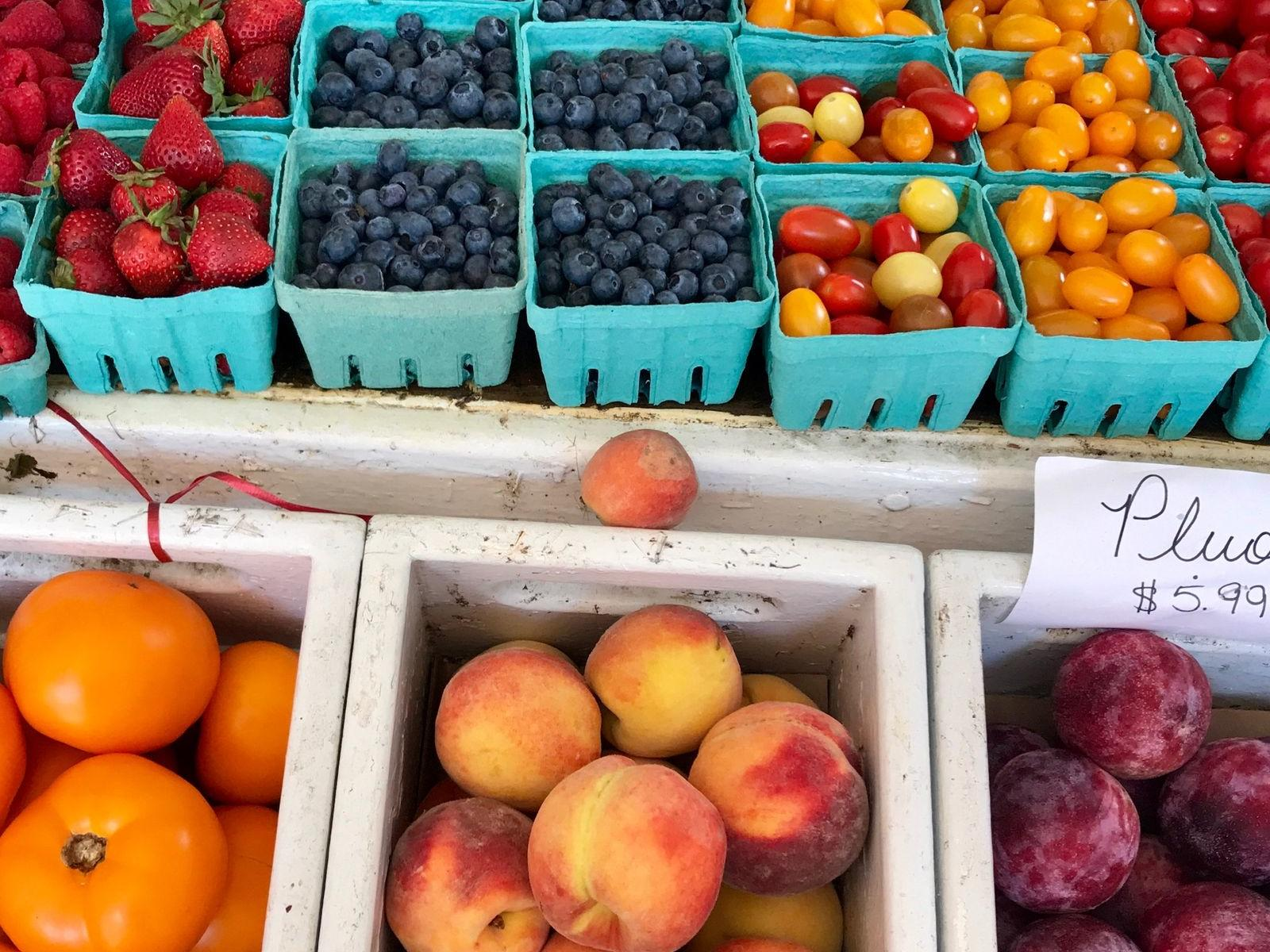 Farmers' Markets in East Hampton, NY