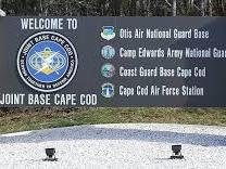 Joint Base Cape Cod Signage