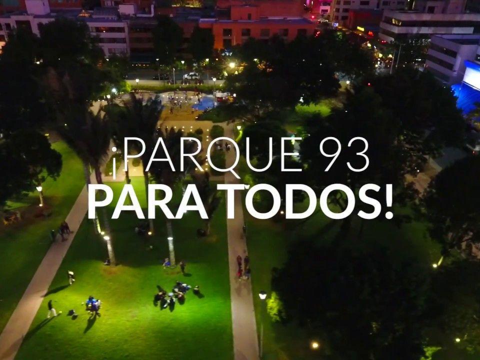 Parque de la 93