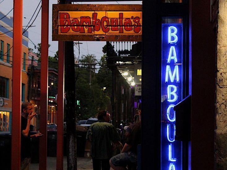Bamboula's Live Music Venue