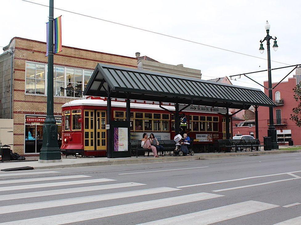 Rampart Streetcar