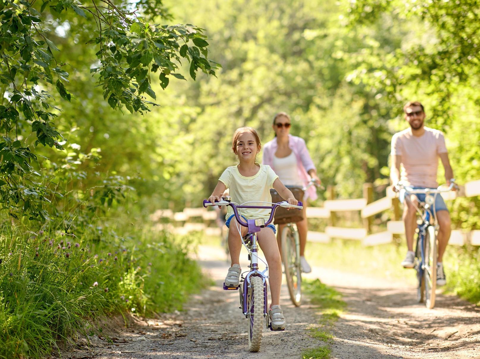 biking near Precise Resort Marina Wolfsbruch