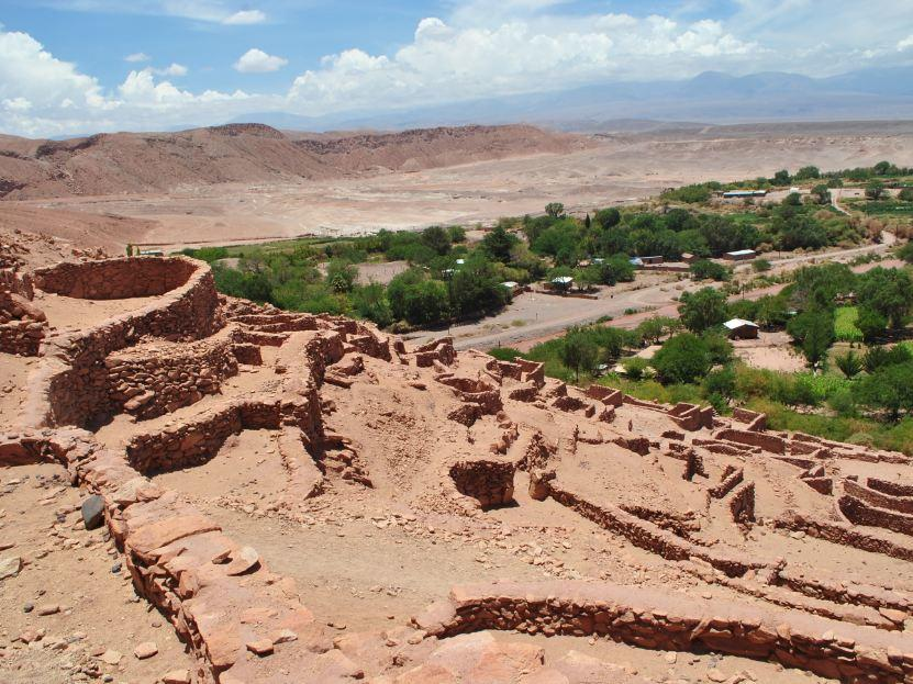 view from Archeological places near NOI Casa Atacama hotel