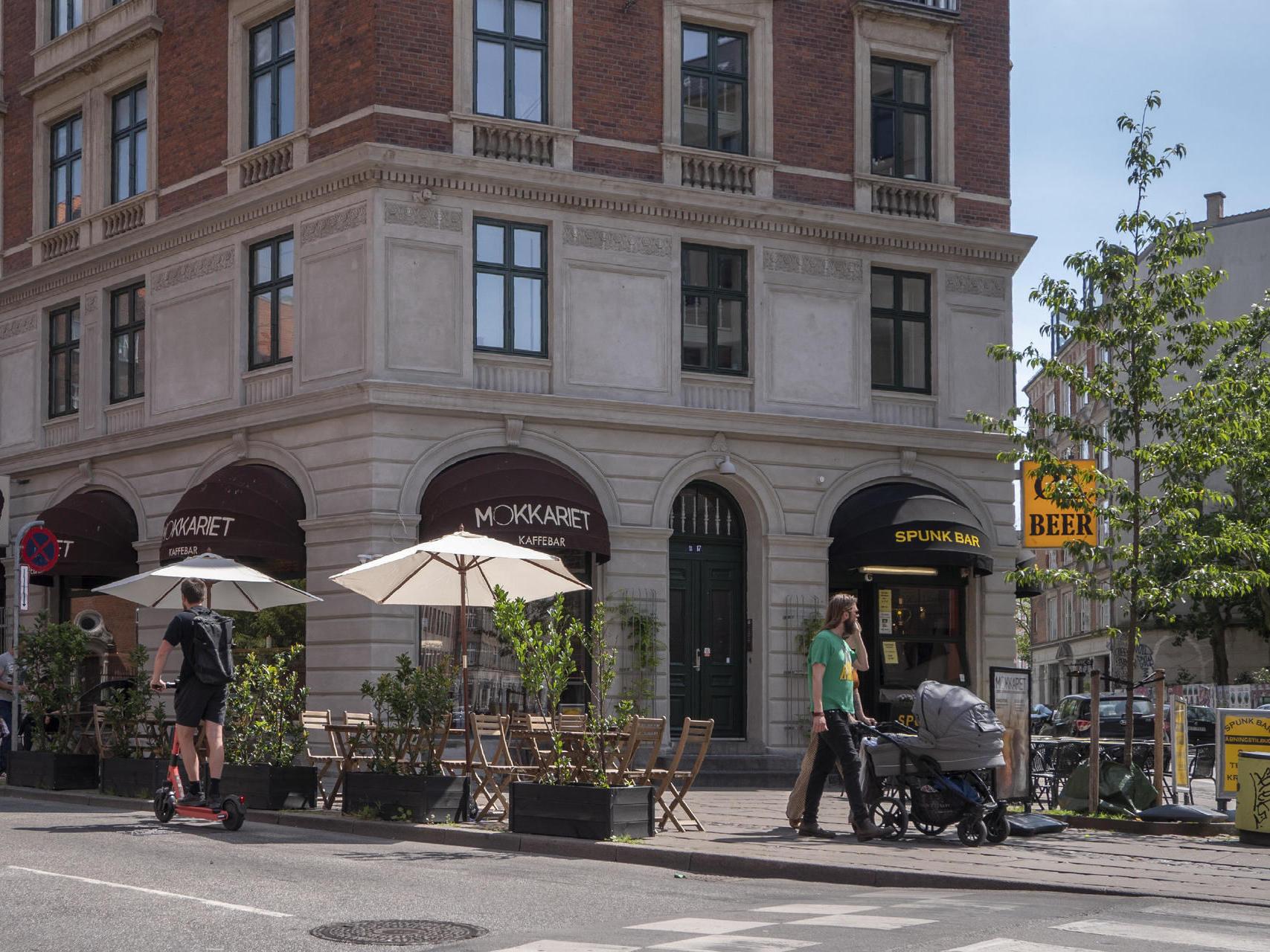 Vesterbro Copenhagen