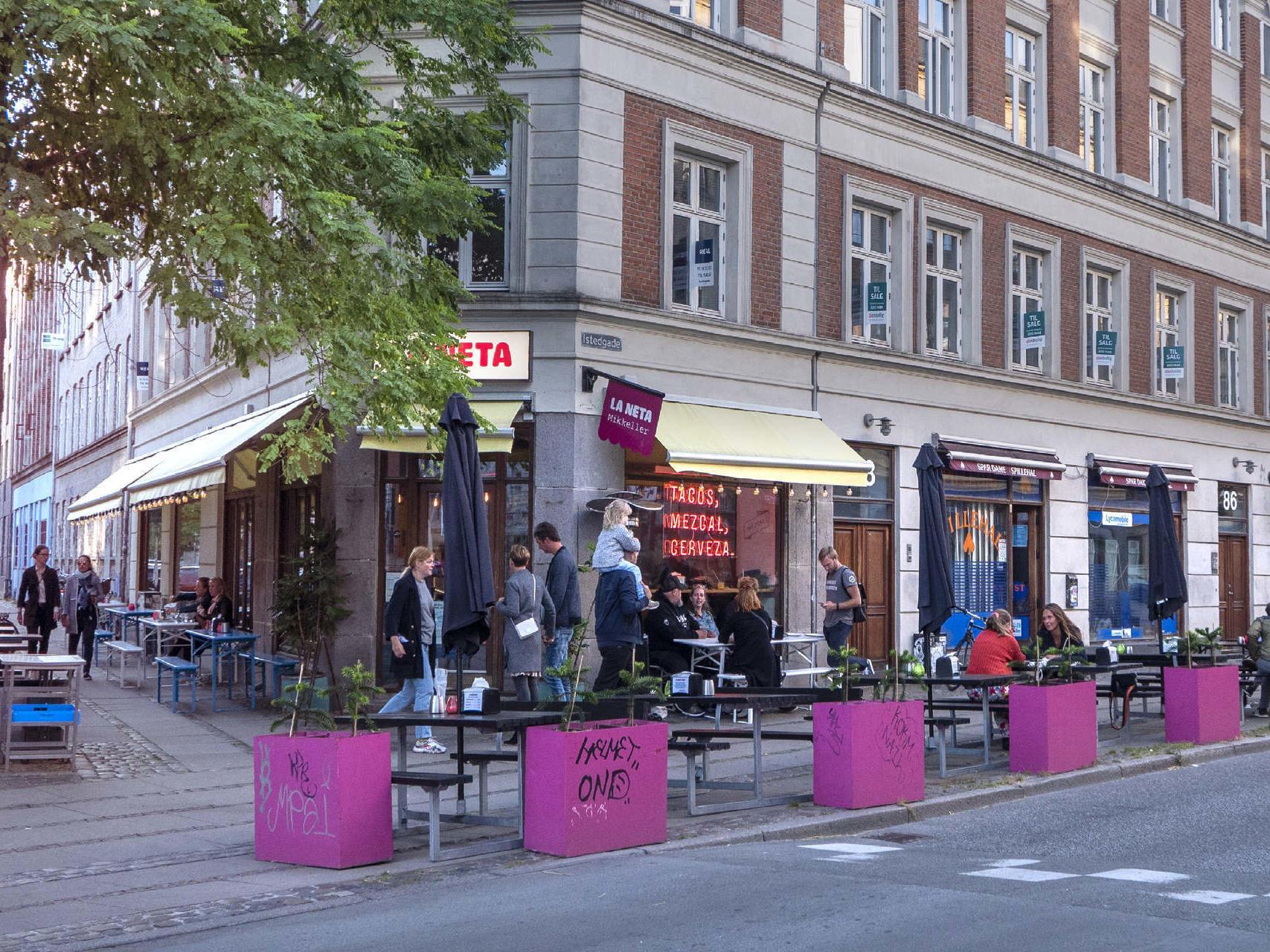 Istedgade Vesterbro Copenhagen