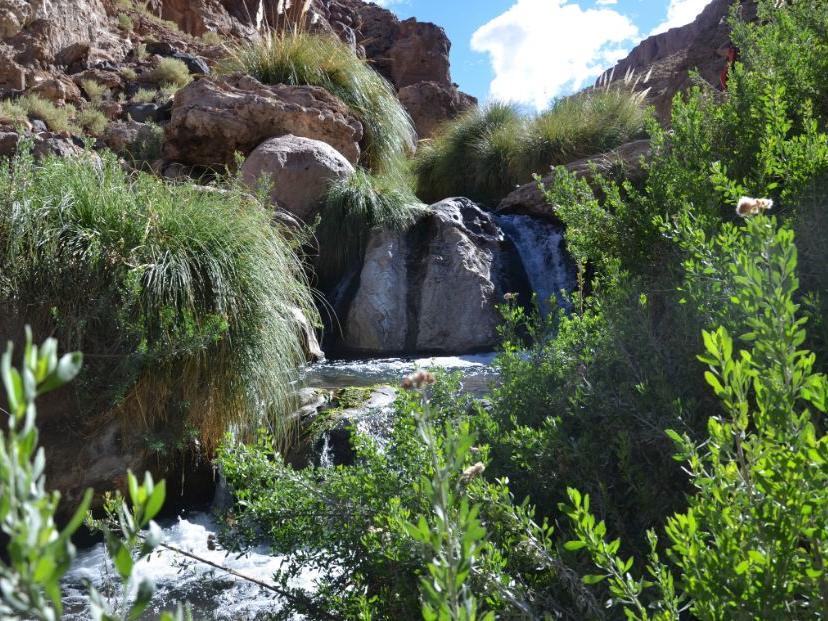 nice view of Puritama Hot Springs near NOI Casa Atacama hotel