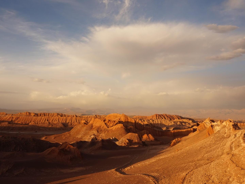 Moon Valley & Mars Viewpoint near NOI Casa Atacama hotel