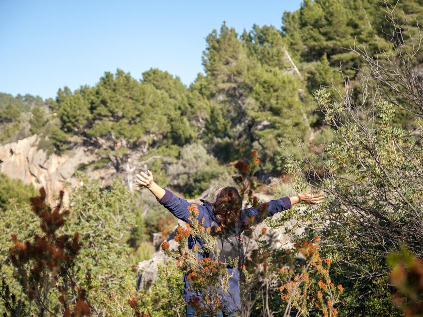Verbindung zur Natur | Deia | Mallorca