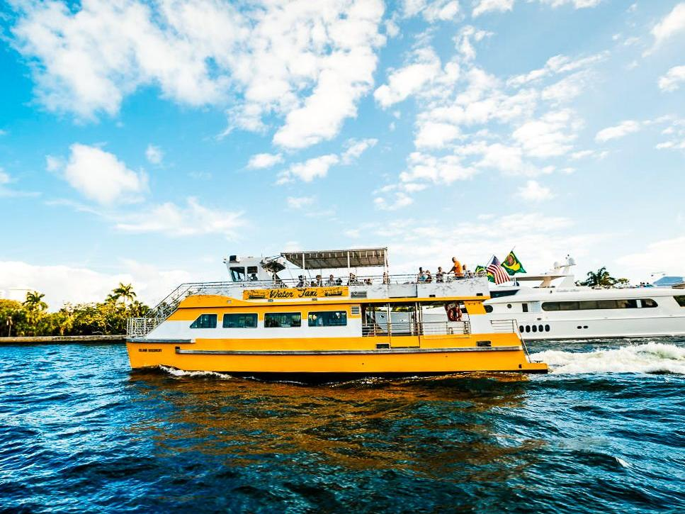 river taxi in fort lauderdale