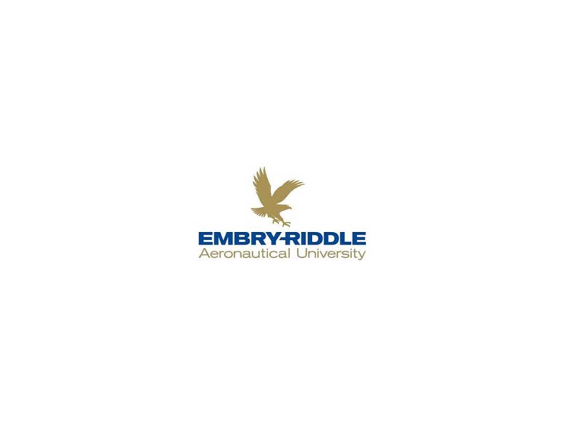embry riddle university logo