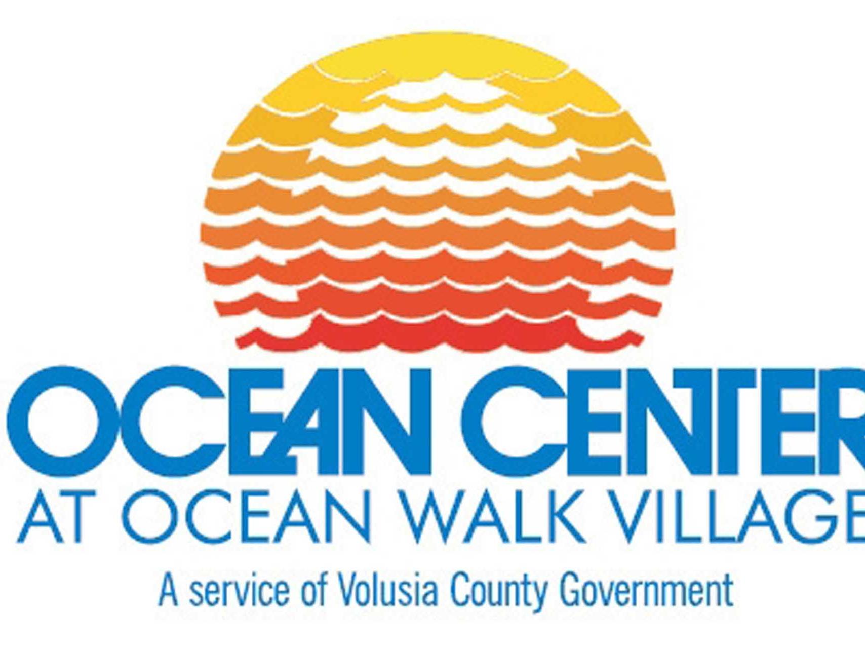 ocean center at ocean walk village logo
