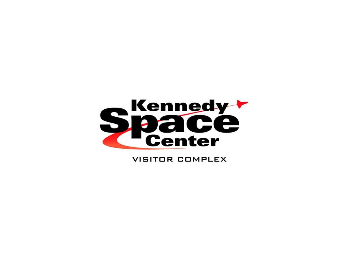 kennedy space center visitor complex logo