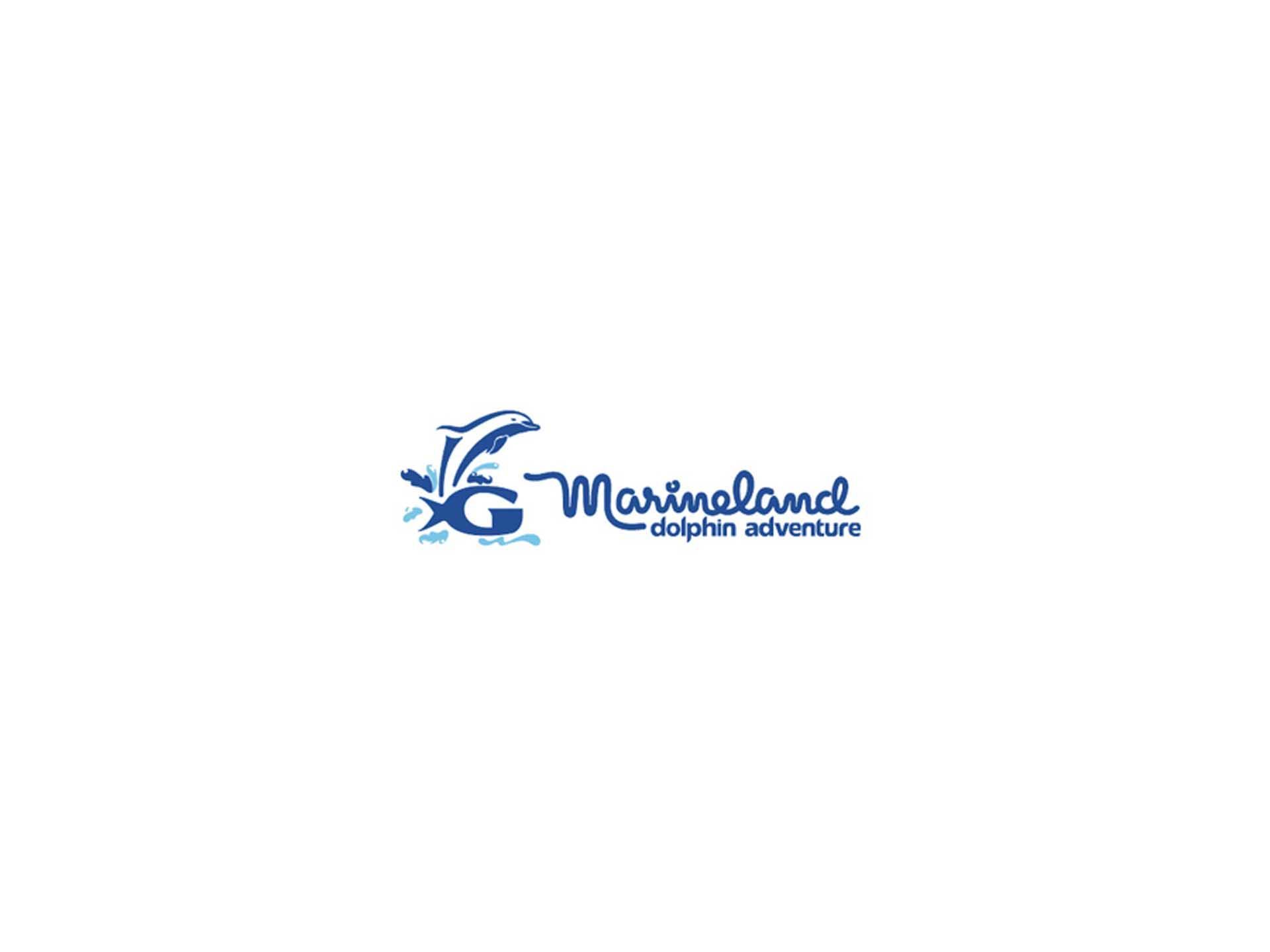 marineland dolphin adventure logo