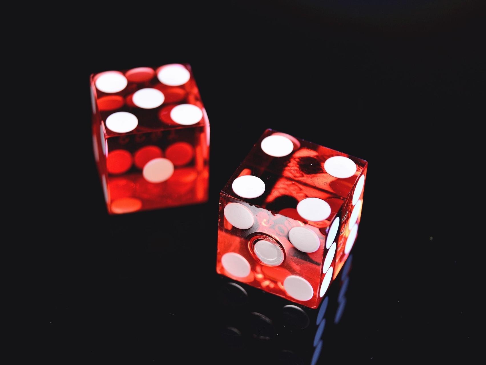 a set of dice