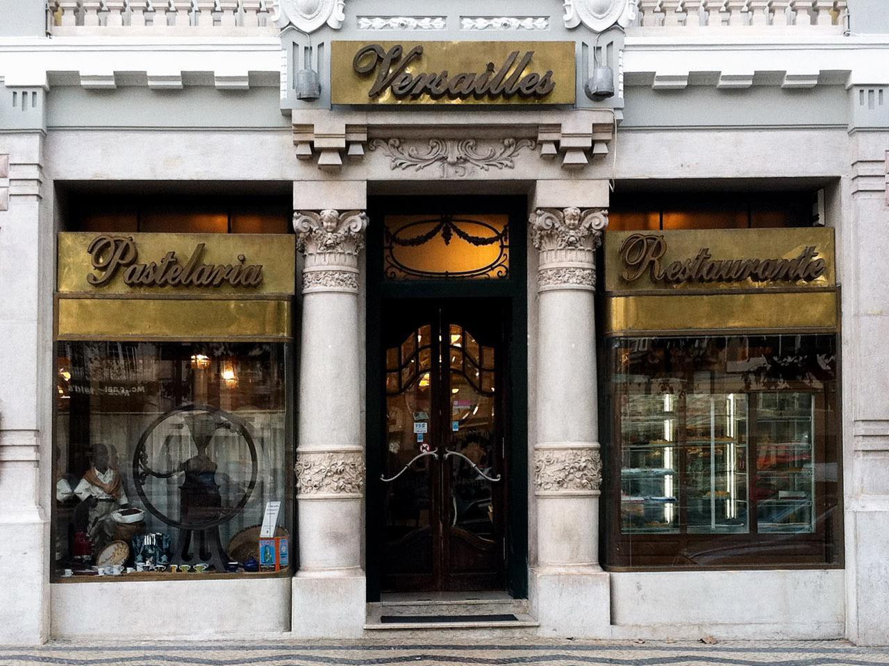 Versailles Pastries