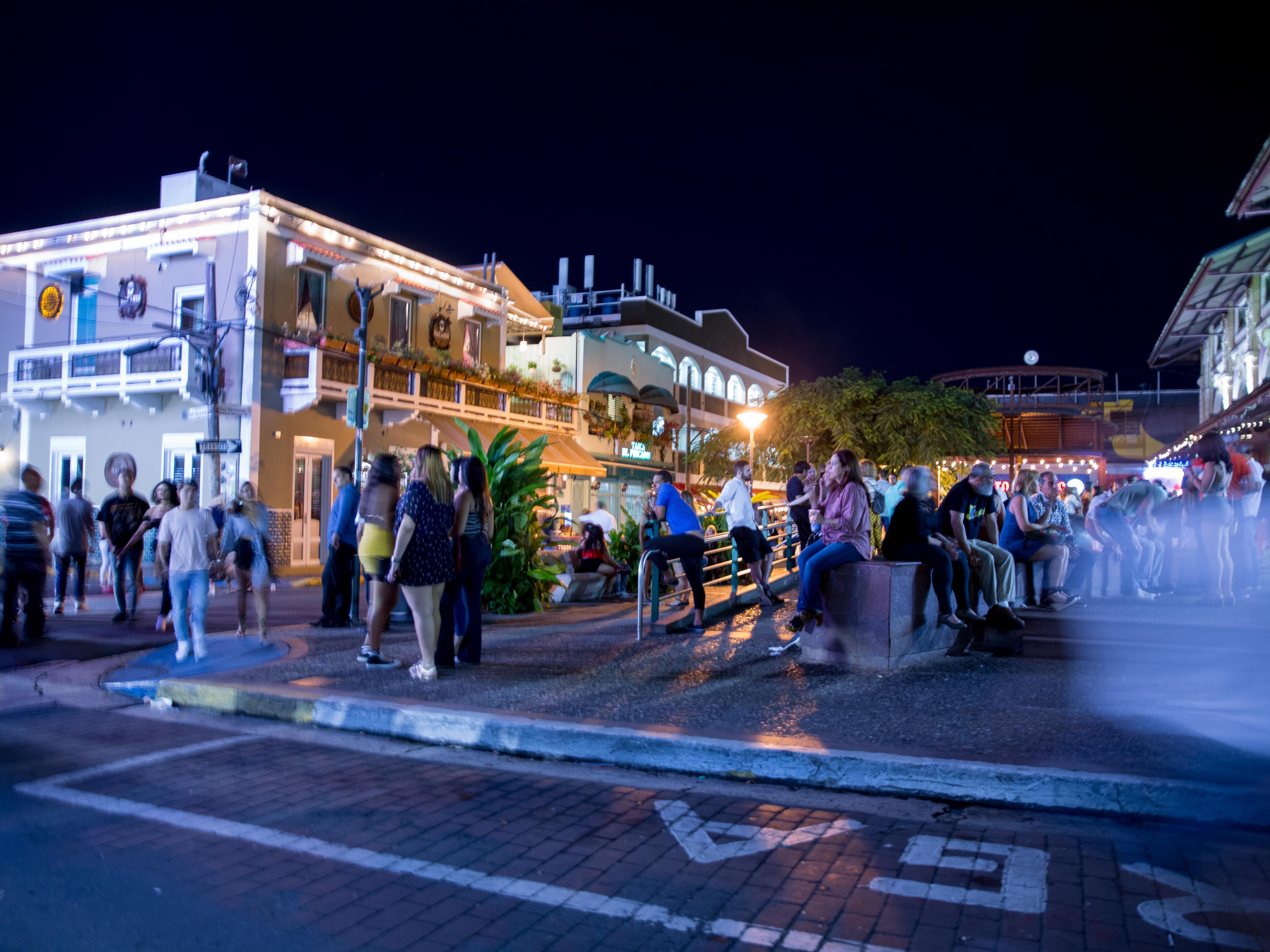 Streets or Old San Juan