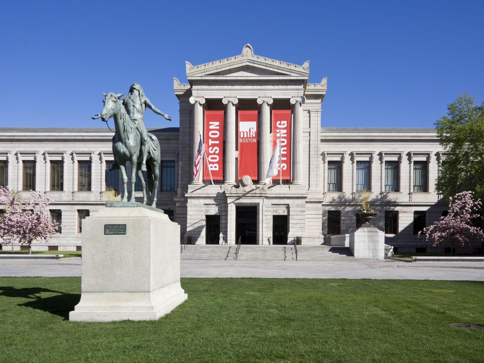 museum in boston
