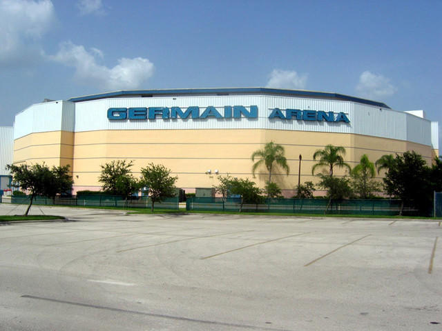 germain arena building