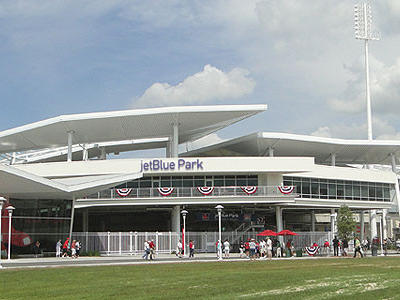jetblue park building
