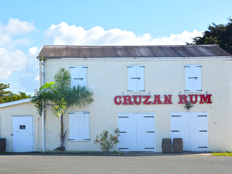 Cruzan Rum Store at Tamarind Reef Resort