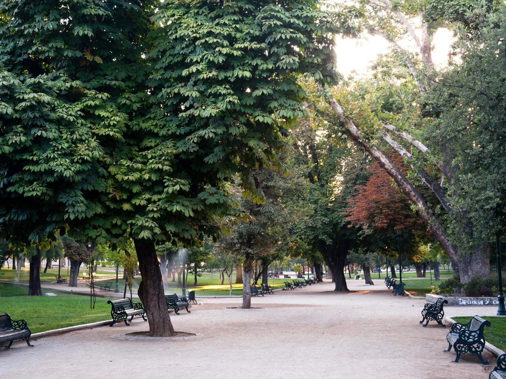 Forestal Park Santiago