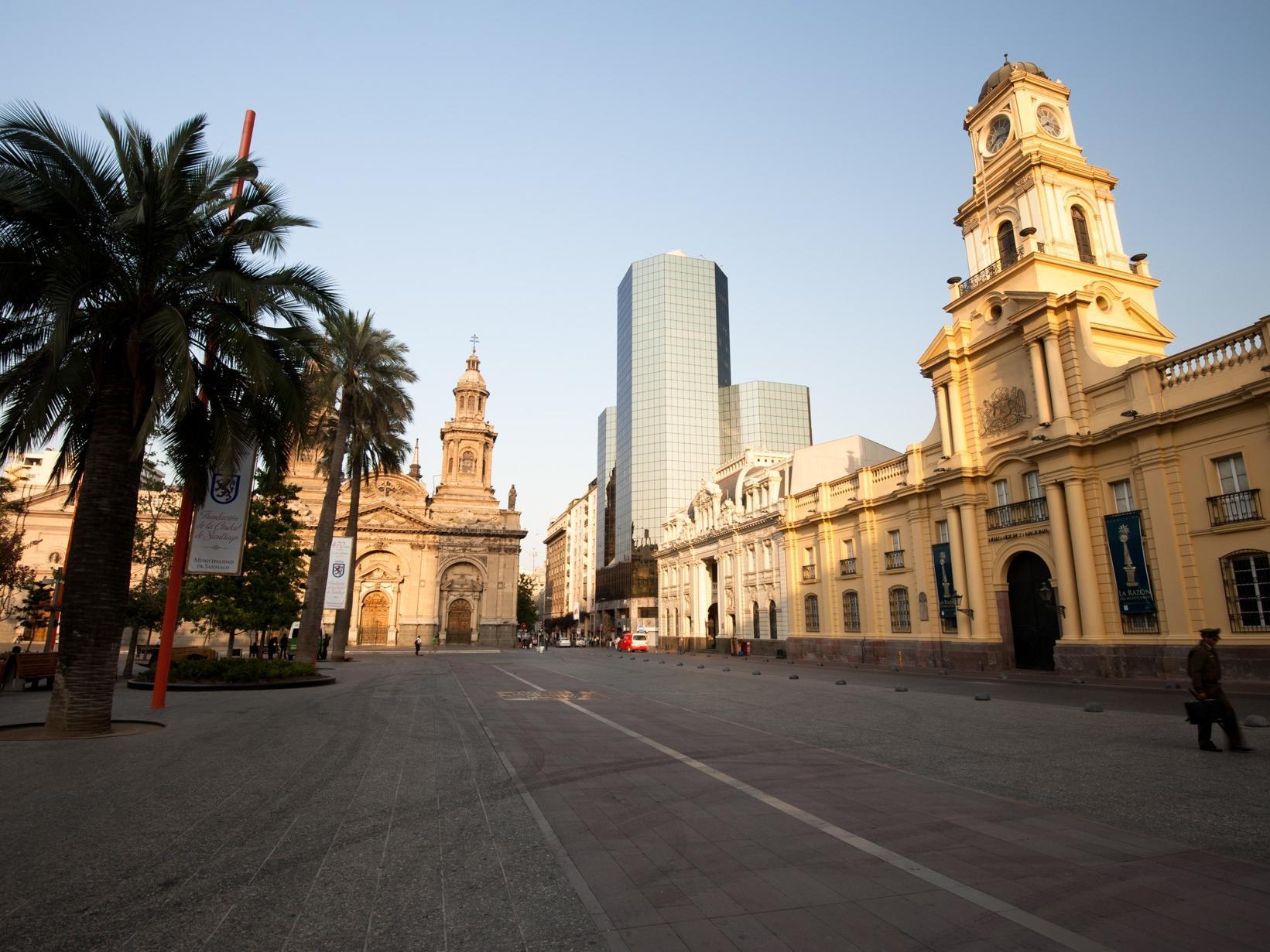 Main Square of Santiago