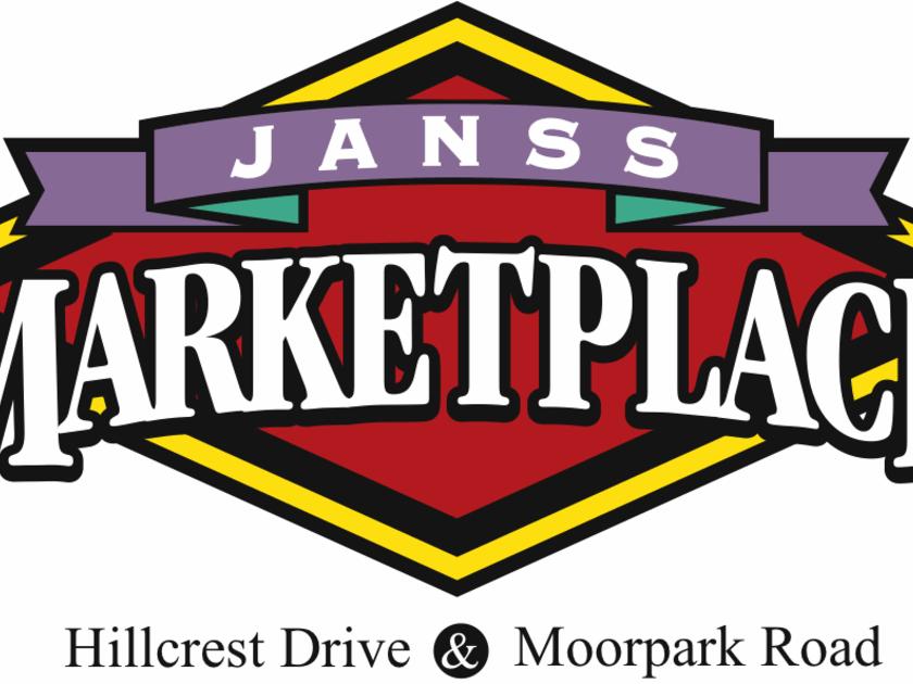 logo of janss marketplace