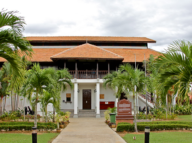 Lukut Fort and Museum in Port Dickson
