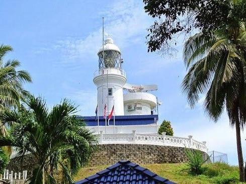 Lighthouse at Cape Rachado Lighthouse