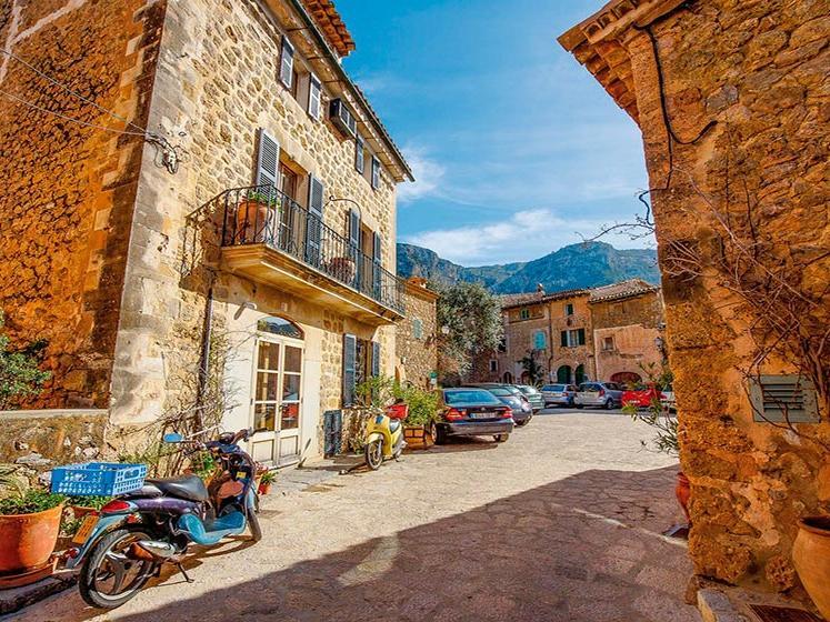 Das Dorf von Deià