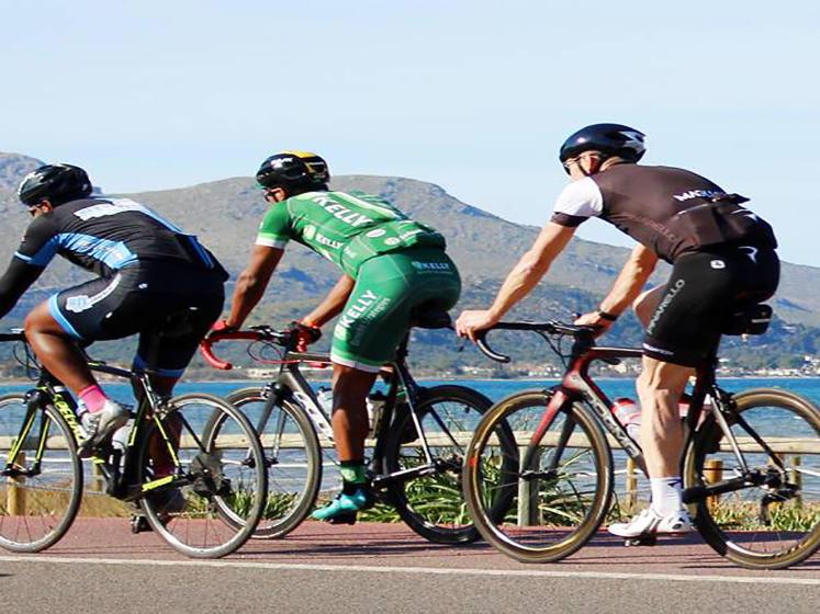 Radtour auf Mallorca