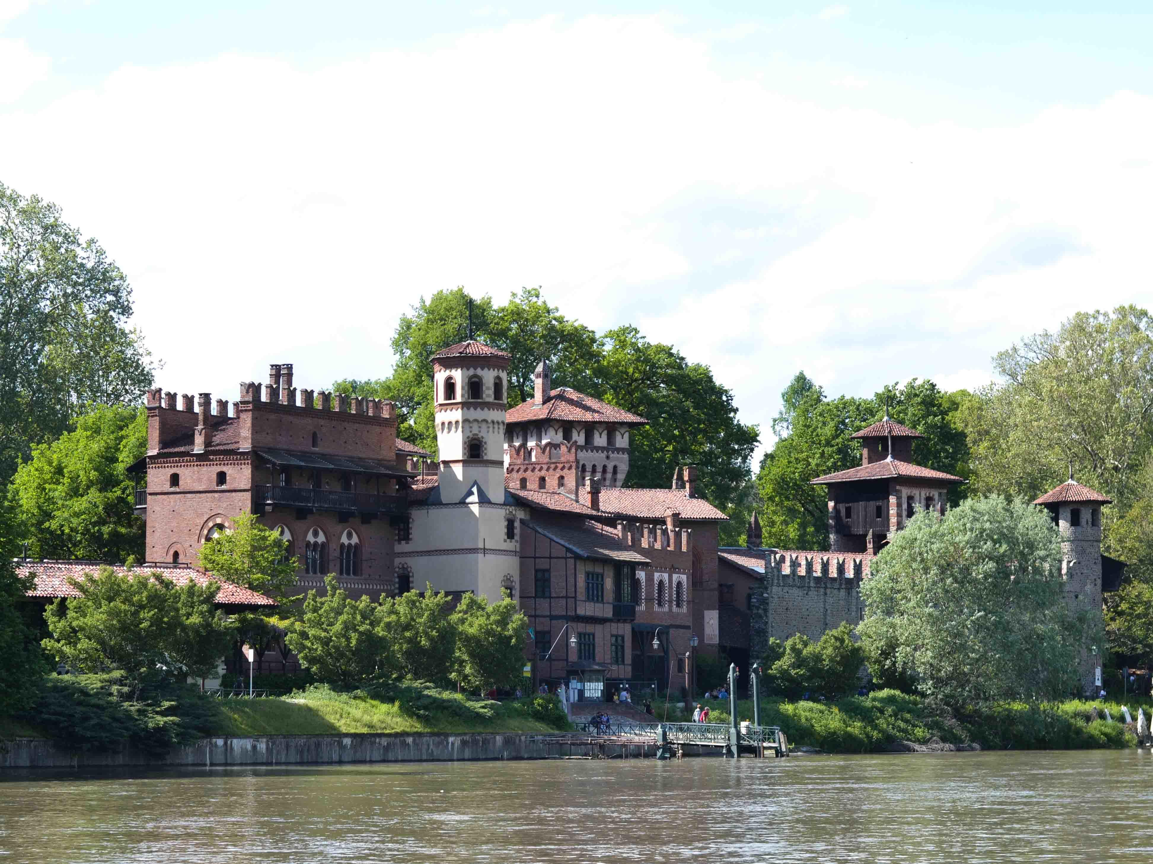Hotel Torino | Borgo Medievale