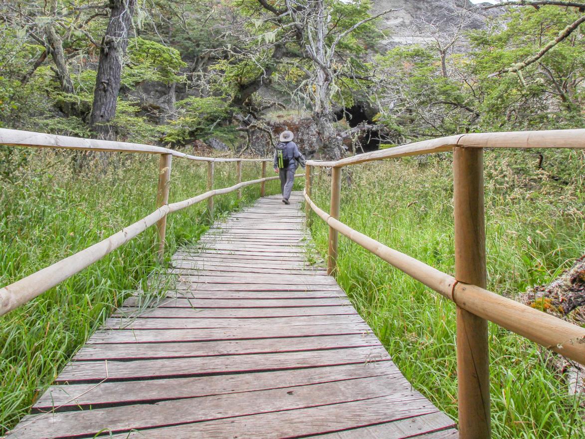 Excursión Cueva Milodón Patagonia
