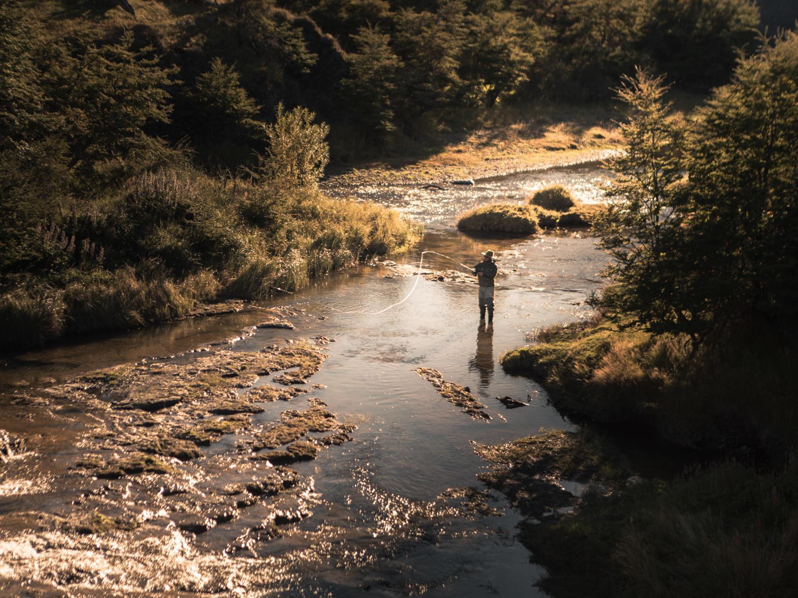 Excursión Pesca con Mosca Patagonia
