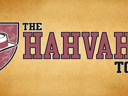 harvard walking tour logo