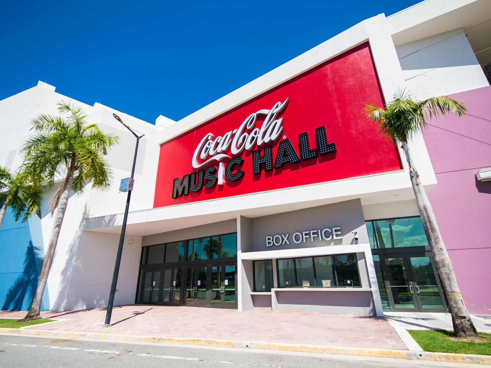 Coca-Cola Music Hall