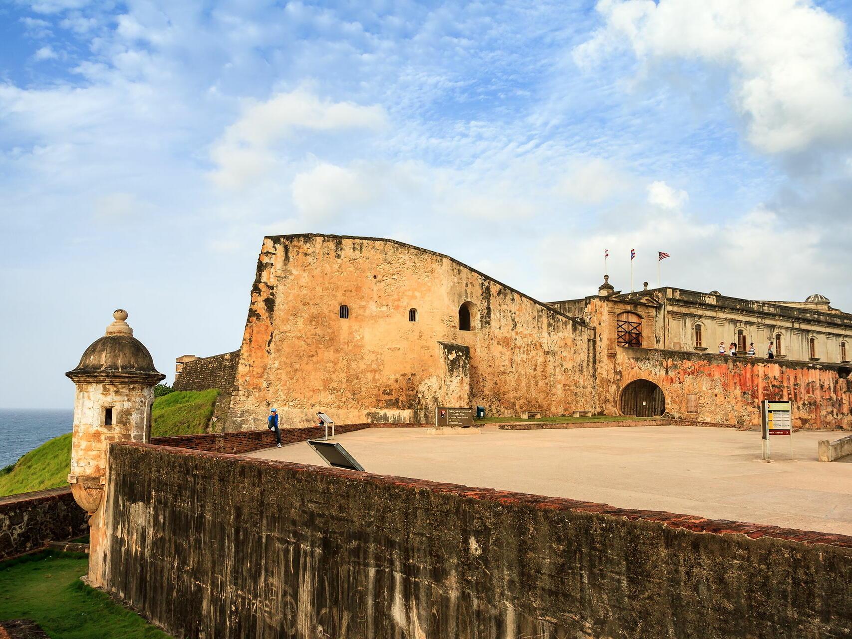 San Cristobal Castle Fort