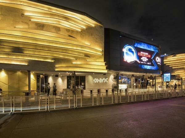 Royal City Avenue area near Maitria Hotel Rama 9 Bangkok