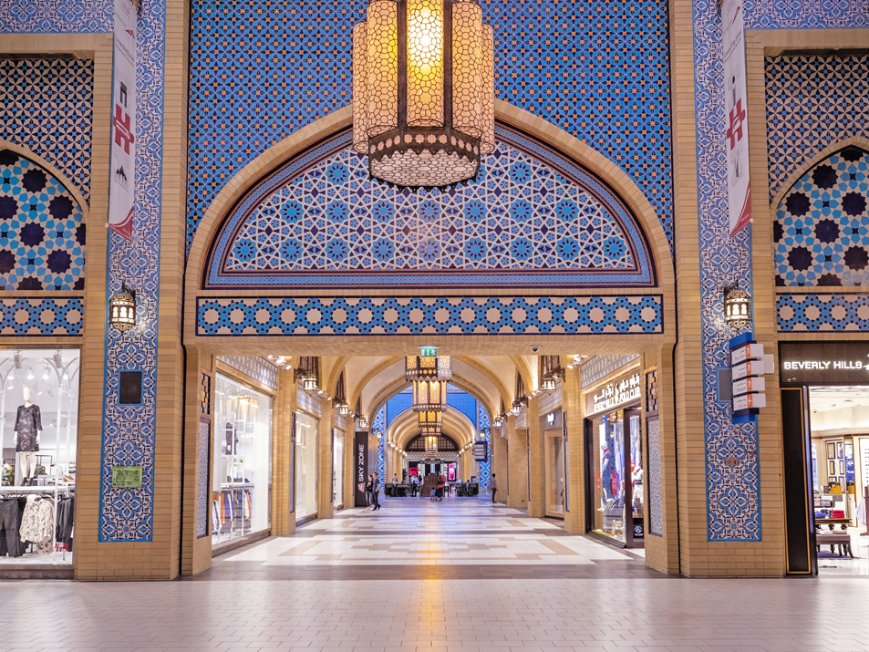 Ibn Battuta Mall Dubai