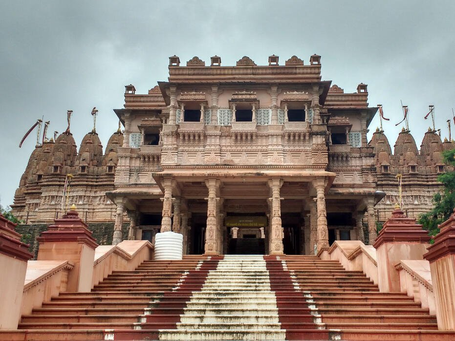 Shri Parshwa Pradnyalaya Jain Teerth