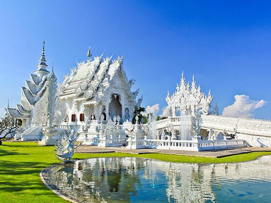 Wat Rong Khun - HOP INN HOTEL