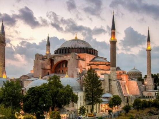 Hagia Sophia - eresin hotels topkapi